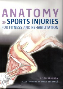 Sports Injuries Book Cover