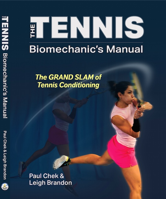 CHEK Tennis Conditioning Series – We Have Lift Off