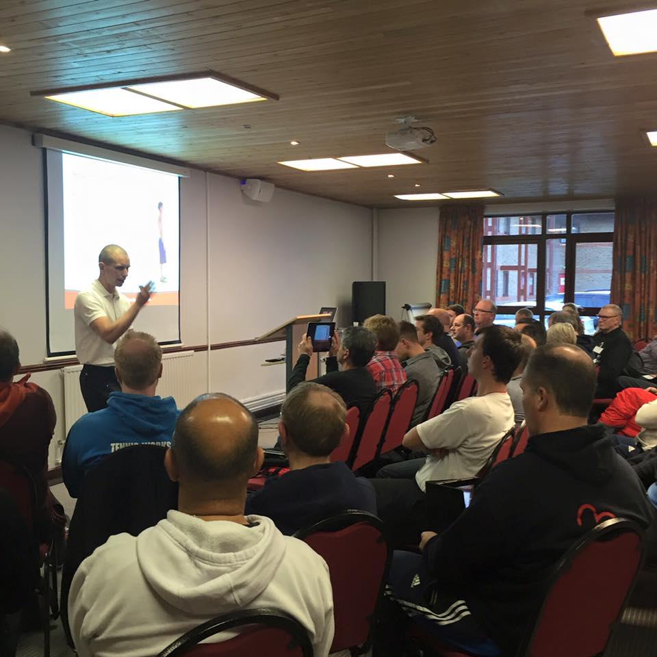 British Tennis Coaches Association Conference 2015