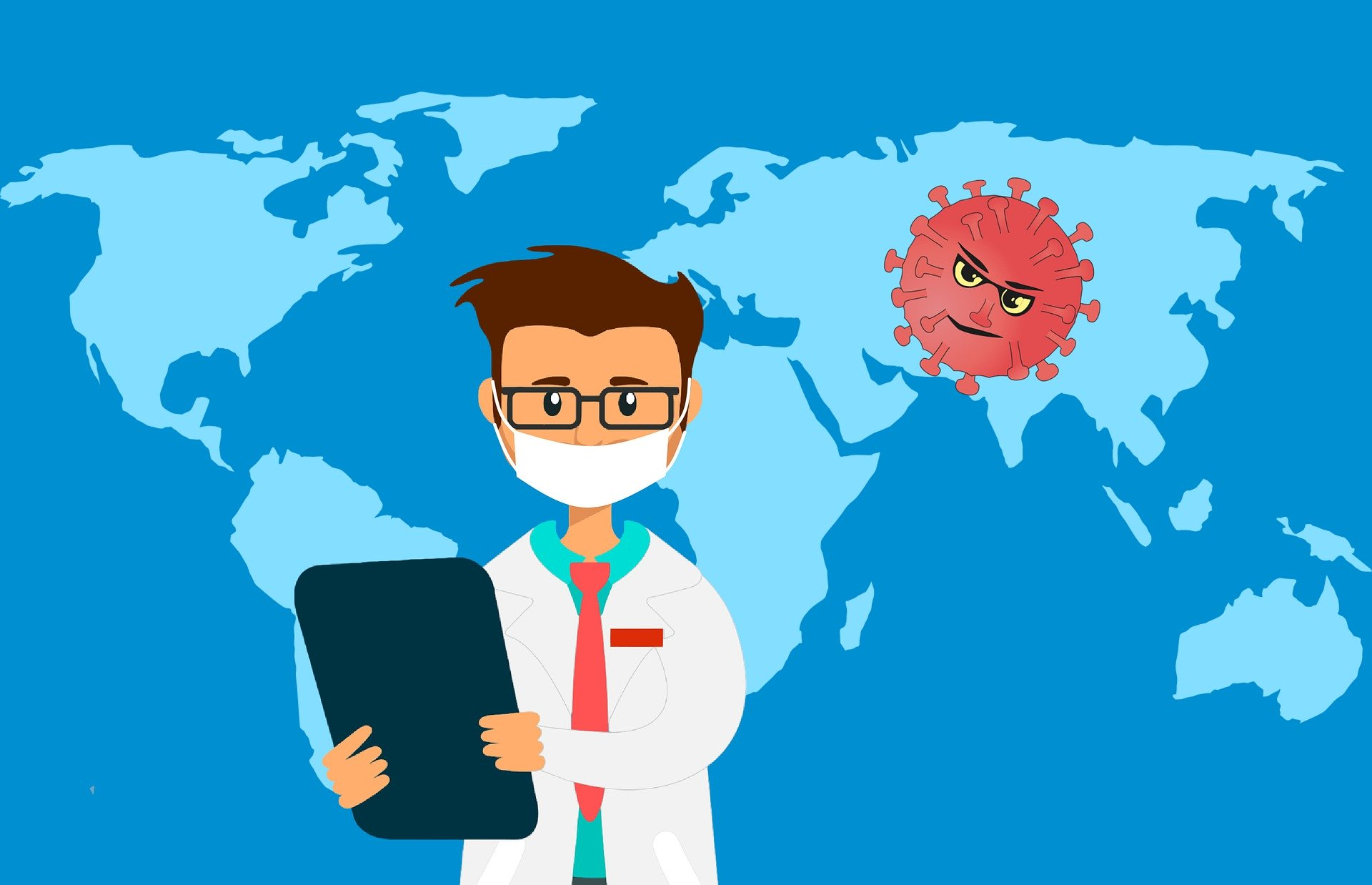 A Virus Is The Most Vital Building Block for Life!