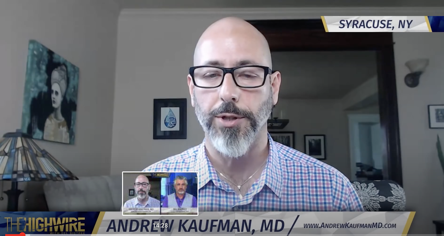 Dr Andrew Kaufman Discusses COVID-19