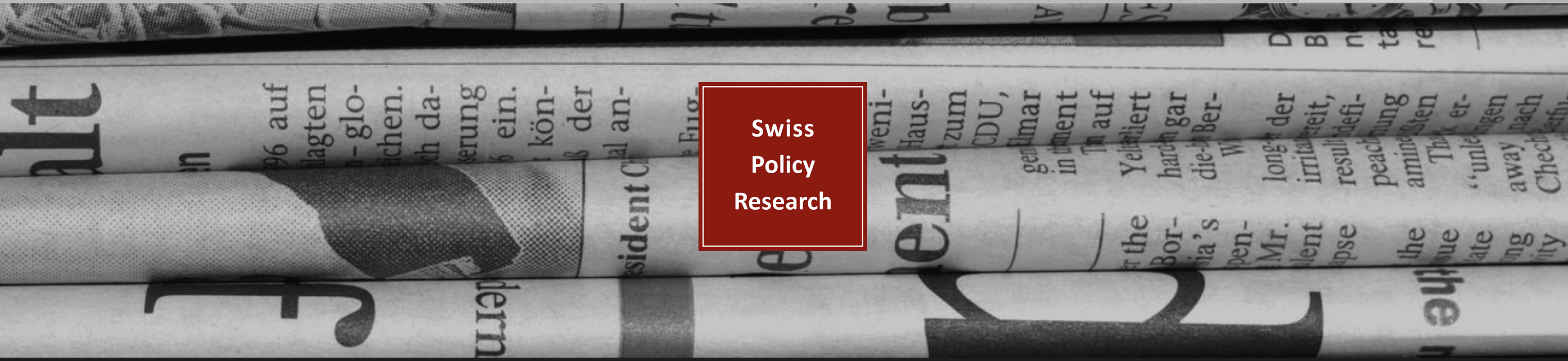 Swiss Policy Research Facts About COVID-19