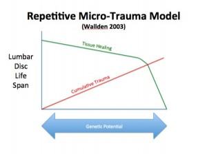 Repetitive Microtrauma Model